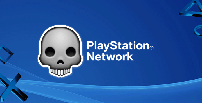 The Playstation Network Is Down For Many Users