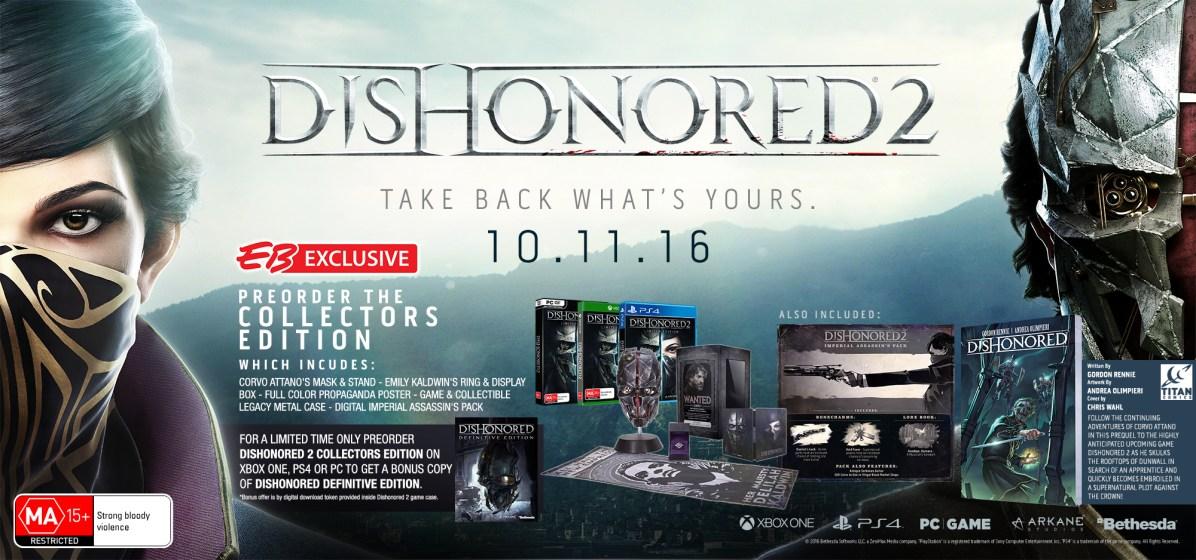 EB Games Collectors Edition