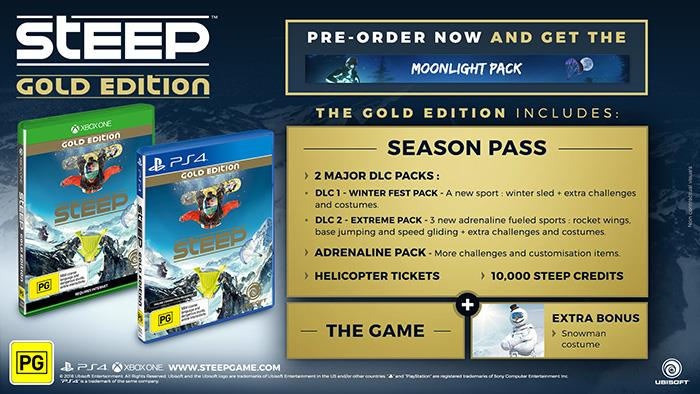 Steep's Gold Edition