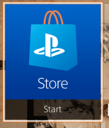 NEW PS Store Logo