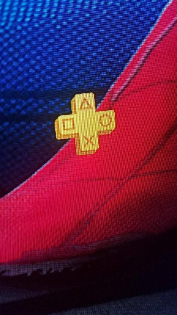 New PlayStation Plus Logo