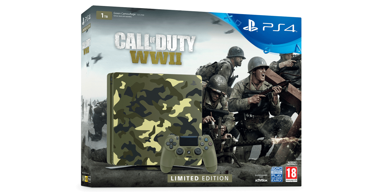 COD-WWII