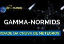 Atividade da Chuva de Meteoros Gamma Normids
