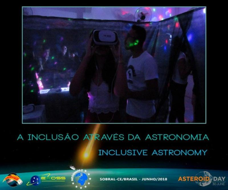 exoss asteroid day sobral 11