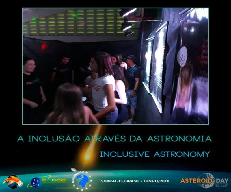 exoss asteroid day sobral 6