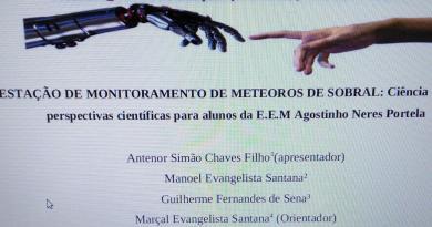 Associado Exoss apresenta trabalho em Congresso no Ceará