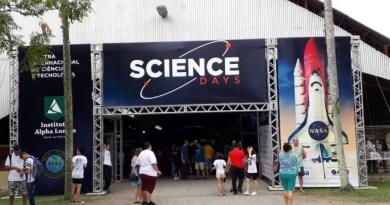 Exoss participa com parceiros do Science Days 2019