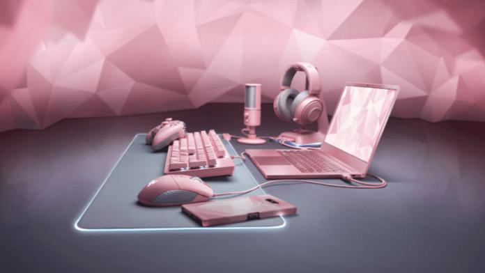 Razer Presents The New Quartz Pink Edition For Valentine S Day Razer Press