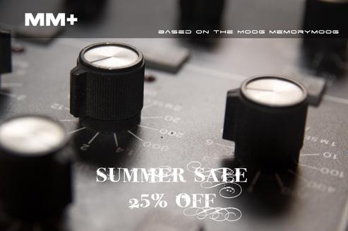 MM+ Summer Sale
