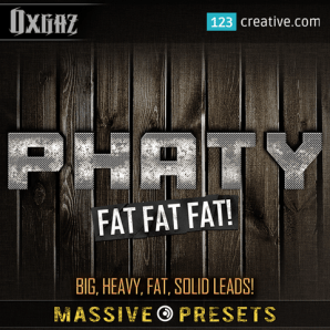 123creative.com Phaty Massive presets Leads
