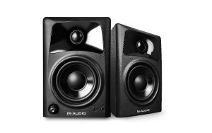 M-Audio Upgrades Its Best-Selling Compact Powered Speakers