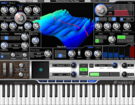 Waldorf announces availability of Nave Mac and PC plug-in and Attack for iPad