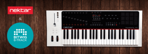 Nektar controller products now include new Bitwig 8-Track