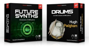 IK Multimedia releases Future Synths and Hugh Padgham Drums sound libraries for SampleTank 3
