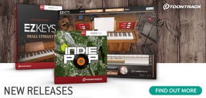 Toontrack release new EZkeys Small Upright
