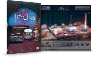 Native Instruments introduces DISCOVERY SERIES: INDIA
