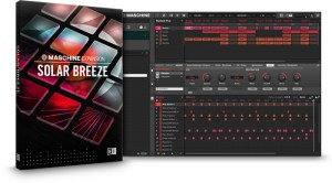 Native Instruments introduces SOLAR BREEZE MASCHINE Expansion