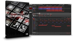 Native Instruments introduces QUEENSBRIDGE STORY MASCHINE Expansion