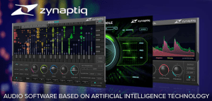 Time+Space announce distribution partnership with Zynaptiq