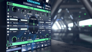 Sample Logic time-limited 50% discount on critically-acclaimed CINEMORPHX