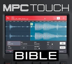 MPC-Samples.com Releases 'The MPC Touch Bible'