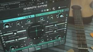 Sample Logic releases Cinematic Guitars Organic Atmospheres