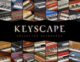 "New ""Keyscape"" Virtual Instrument from Spectrasonics"