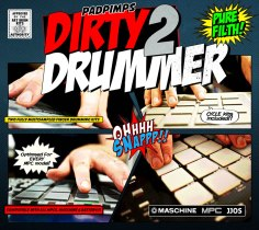 MPC-Samples.com Releases 'The Dirty Drummer 2'