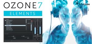 iZotope releases Ozone 7 Elements