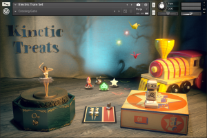Native Instruments releases free KONTAKT instrument KINETIC TREATS