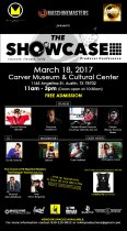 The Showcase Producer Conference March 18th 2017