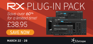 iZotope RX Plugin-Pack