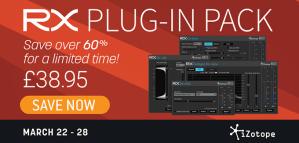 iZotope RX Plugin-Pack