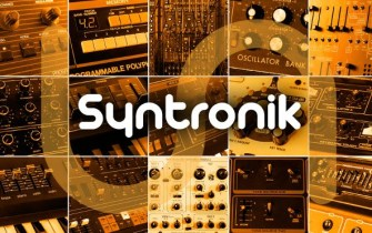 IK Multimedia announces Syntronik™ – The legendary synth powerhouse for Mac/PC