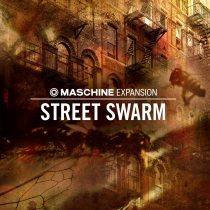 Native Instruments releases MASCHINE Expansion STREET SWARM