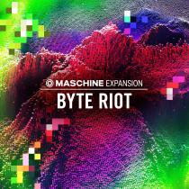 Native Instruments releases MASCHINE Expansion BYTE RIOT