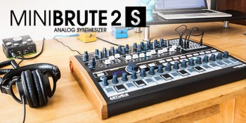Arturia announces the MiniBrute 2S