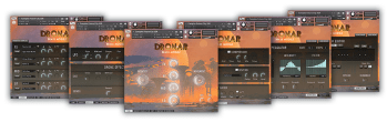 Gothic Instruments release DRONAR Brass
