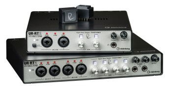 Steinberg Collaborates with Neve On New UR-RT Premium Audio Interfaces