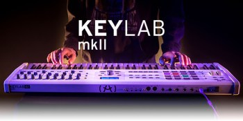Arturia Announces the KeyLab MkII