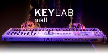 Arturia Announces the KeyLab MkII