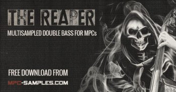 MPC-Samples.com Releases 'The Reaper' – A Free Double Bass MPC Expansion