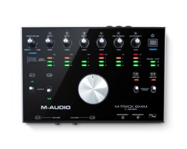 M-AUDIO Releases the M-TRACK 8X4M Audio Interface