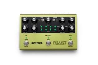 Strymon Releases Volante Magnetic Echo Machine