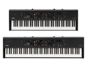 Yamaha Releases New CP73 and CP88 Stage Pianos