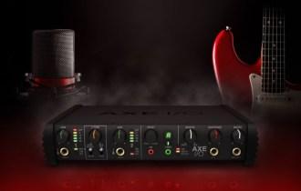 IK Multimedia unveils AXE I/O premium audio interface