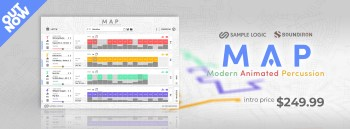 Sample Logic & Soundiron Release Modern Animated Percussion