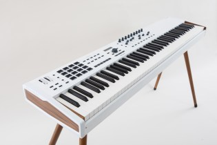 Arturia Introduces the KeyLab 88 MKII