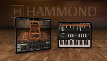 IK Multimedia brings Hammond B-3X virtual instrument to iPad