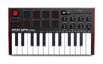 Akai Pro Releases MPK Mini MK3